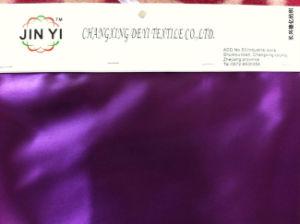 Tecido de poliéster: Satin, colorido