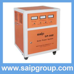 Mais novo gerador de energia solar dínamo para uso doméstico (SP-500F)
