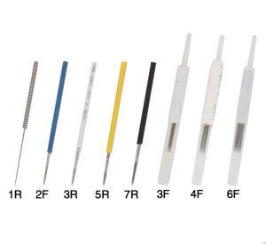 常置構成のBiotouchマーリンの入れ墨機械針1r 2r 3r 5r 7r 3f 4f 6f