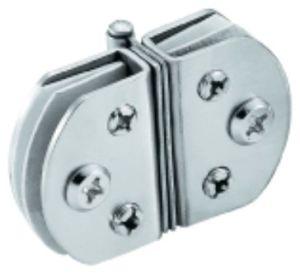 Armário de aço inoxidável da dobradiça da porta de vidro (FS-3065)