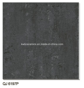 30X60cm, carreaux de porcelaine 60X60cm, tuiles à double chargement (QJ6197P))
