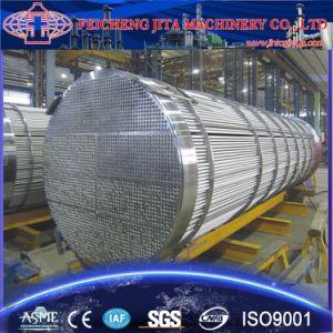 Marcação e aprovado pela UL Permutador térmico de aço inoxidável