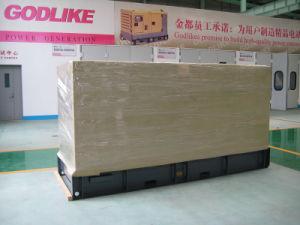 300kVA防音のディーゼル発電機の製造者-動力を与えられるCummins (GDC300*S)