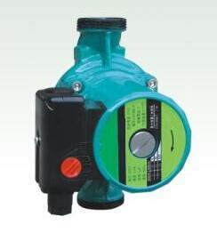 La circulaire de la pompe (JCR25/15-180W) avec la CE a approuvé