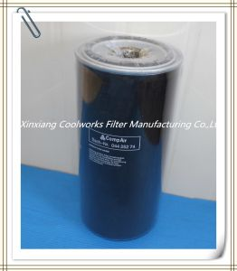 Confrontare il rimontaggio 04425274 del filtro dell'olio