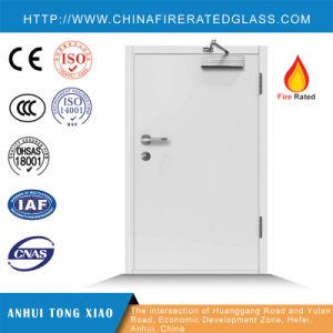 Los tamaños personalizados, Color, el tiempo de calificación de la puerta de fuego de acero con precio razonable.