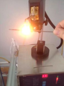 Het Verwarmen van de Inductie van de Hoge Frequentie van de Lage Prijs van de fabriek Draagbare Machine