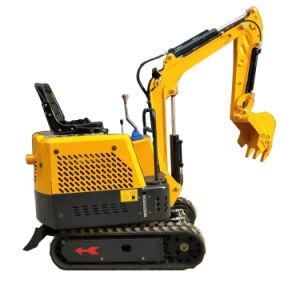 Funcionamiento sencillo Mini Digger/hidráulica excavadora de cadenas de venta