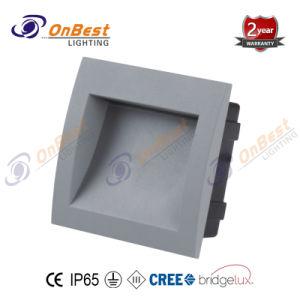 La novedad de la luz de LEDS LED 3W para escaleras en IP65