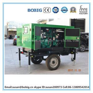 1250kVA ISOおよびセリウムが付いているCummins Engine著動力を与えられる無声ディーゼル発電機セット