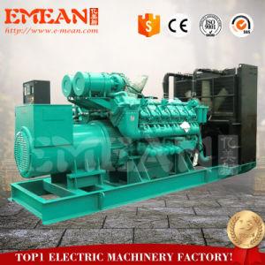 최고 질 세륨은 500kw 물에 의하여 냉각된 디젤 엔진 발전기 정가표를 승인했다