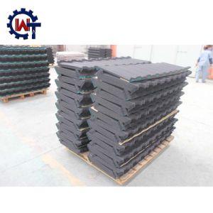 中国の製造者の多彩な砂の上塗を施してある鋼鉄屋根瓦