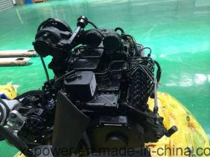6btaa5.9-C150 Dongfeng Cumminsの産業構築のディーゼル機関