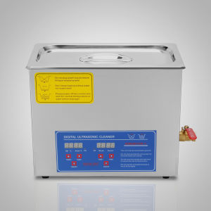 6 리터 스테인리스 디지털 초음파 세탁기술자