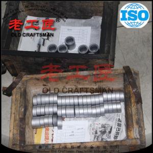 Kundenspezifischer zementierter Hartmetall-Scheuerschutz