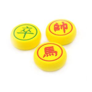 La promotion des meilleures d'échecs chinois en caoutchouc de silicone