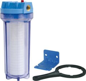 Carcaça de filtro desobstruída mais forte da água
