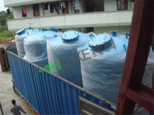 カーボン販売のための機械フィルターハウジングの水処理