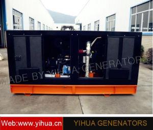Alimentation électrique Cummins 35 kVA Groupe électrogène Diesel silencieux[IC180309b]