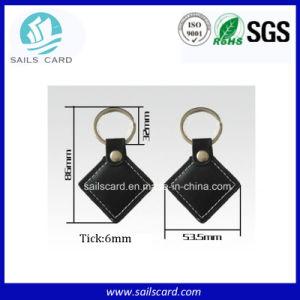 Cartão chave de Icode Sli2 RFID Plasic para o sistema de seguimento de RFID
