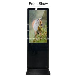 Publicidad impresora fotográfica de pantalla HD Android con pantalla táctil LCD digitales SD WiFi el reproductor de vídeo caliente LED Bus