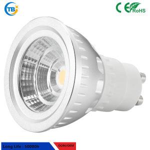 hohes Lumen 8W scharfe PFEILER 2700K 230V Lampe des Scheinwerfer-LED