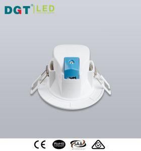 5W caliente SMD 2835 de plástico interior Downlight LED Empotrables