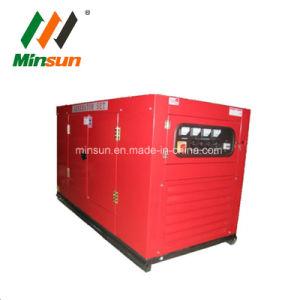 Kabinendach-Typ geschlossener 200kw leiser DieselCummins Generator