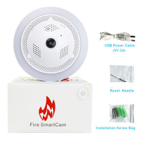 Rauch-Befund WiFi IP-Kamera