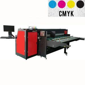 Impresora de inyección de tinta en línea para los envases de cartón industrial
