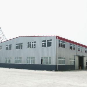 Edificio de estructura de acero agrícola Pre-Engineering