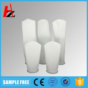 Полипропиленовый мешок фильтра жидкости нетканого материала (стрелка перфорированного)