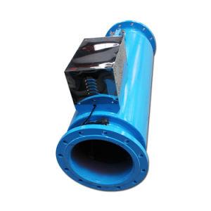 Removedor de tubo de amaciante de água electromagnética