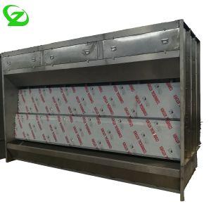 Ökonomische attraktiver und angemessener Preis-Wasser-Vorhang-Spray-Maschine