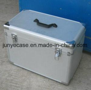 Boîtes à outils en aluminium avec insert en mousse