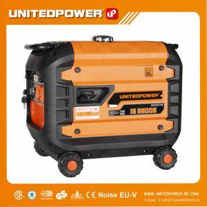 3kw Generator van de Omschakelaar van de Stilte van het Begin van de Macht van 3000W de Kleine Draagbare Elektrische