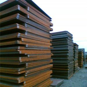 ASTM A36/SS400/Q235B High-Strength горячая сталь пластину для строительства