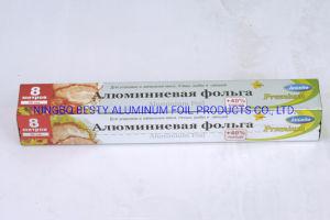 10м вальцы из алюминиевой фольги для рынка России