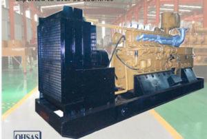 De Generator van het Biogas van de Installatie 300kw van het Biogas van het Water van het afval