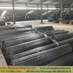 ASTM 1045 S45c 둥근 바 냉각 압연 탄소 강철