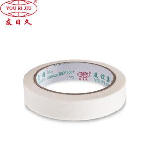 Commerce de gros papier crêpé blanc ruban de marouflage à usage général pour le masquage de peinture