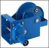 자동 Brake Winch, 1800lb. 케이블 또는 Strap Optional, H-18bssa