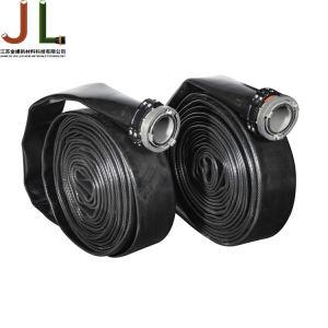 Кнопки двусторонняя полиуретана шланг Layflat большого диаметра в один раз