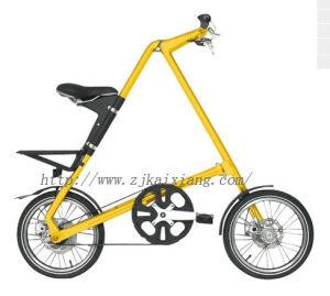 Strida bicicleta plegable (SF-001).