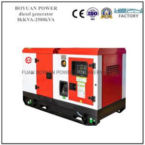 Бесшумный тип генератора дизельного двигателя на Рикардо 30КВТ (30GF3)