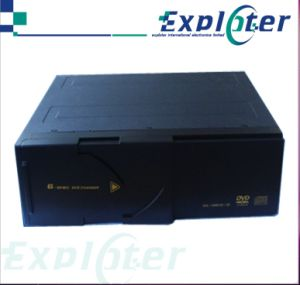 CD Wechsler des Auto-6 der Disketten-DVD (DV-8009)