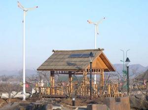 Génératrice éolienne de 30kw