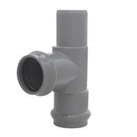 PVC plastique Valve Pipe Fitting norme DIN