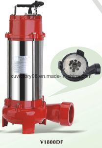 세륨 승인되는 스테인리스 분쇄기 펌프 (V1300DF)