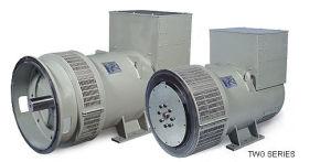 交流発電機のLeroysomerのブラシレスタイプ(TWGシリーズ)